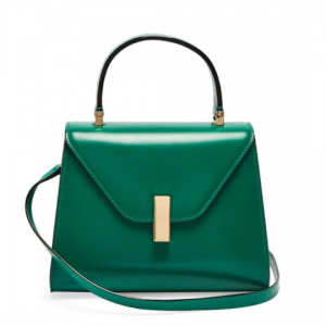 VALEXTRA  Iside mini leather bag