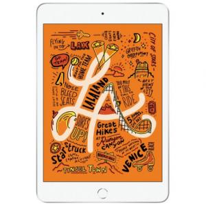 Apple - iPad mini (Latest Model) with Wi-Fi - 64GB - Silver