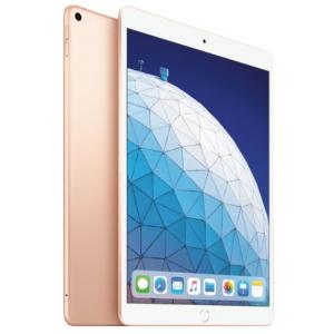 Apple - iPad Air (Latest Model) with Wi-Fi + Cellular - 256GB (Verizon) - Gold