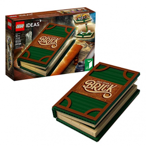 LEGO Ideas 系列 立体书 213158折特惠 @Amazon