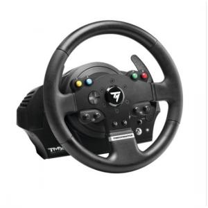 Thrustmaster TMX Force Racing Wheel, 12 Month iRacing Membership Voucher (Xbox One / PC)