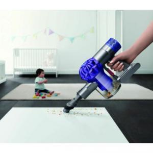 $120 off Dyson V6 Trigger + Cordless Handheld Vacuum | Purple | New @ eBay