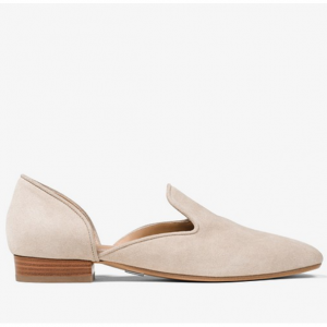 MICHAEL KORS COLLECTION Fielding Suede Loafer