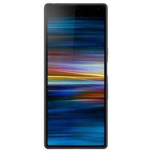 Sony - Xperia 10 Plus with 64GB Memory Cell Phone (Unlocked) - Black