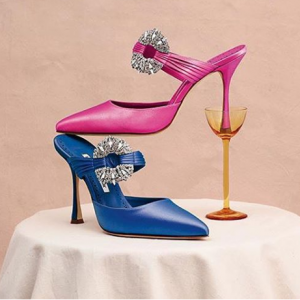 Up to 60% off Luxe Shoes by Heel Height Featuring Manolo Blahnik, Valentino, Chloe @ Rue La La