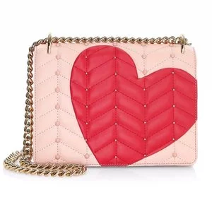 Kate Spade New York Heart It Leather Bag for $278.60 (was $398) @Saks Fifth Avenue