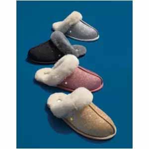 UGG Scuffette II Sparkle Slippers