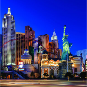 纽约纽约酒店 拉斯维加斯 4星级  NY-NY Hotel