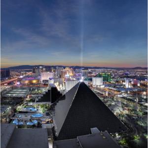 卢克索酒店  MGM Resorts 拉斯维加斯 3星级