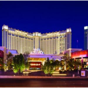 蒙地卡罗度假村 拉斯维加斯 4星级  Park MGM Hotel