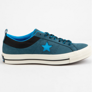 CONVERSE One Star Ox Blue Fir & Blue Hero Low Top Shoes