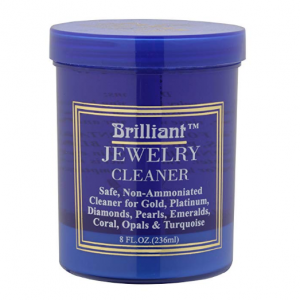 Brilliant® 首飾清潔劑套裝 讓你的首飾煥然一新 @ Amazon