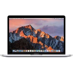 "Apple 13.3"" MacBook Pro with Touch Bar (Mid 2017, Silver) @ B&H"