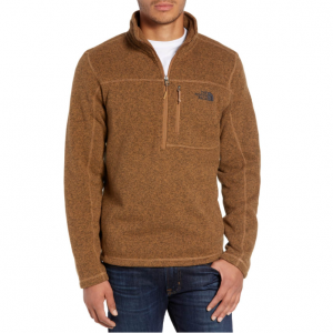 Gordon Lyons Quarter-Zip Fleece Jacket THE NORTH FACE