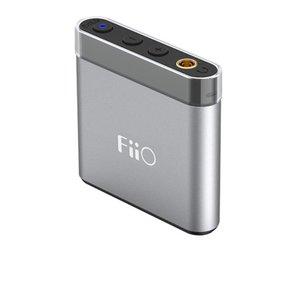 FiiO A1 Portable Headphone Amplifier (Silver)
