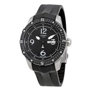 TISSOT T-Navigator Automatic Black Dial Men's Watch T0624301705700