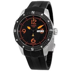 TISSOT T-Navigator Automatic Black Dial Men's Watch T0624301705701
