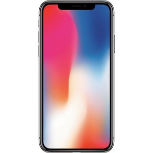 Apple - iPhone X with 64GB