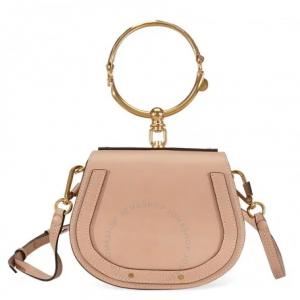 CHLOE Nile Small Bracelet Bag- Biscotti Beige