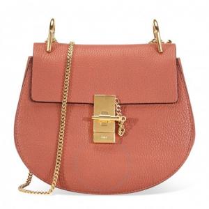 CHLOE Drew Shoulder Bag- Chestnut Brown