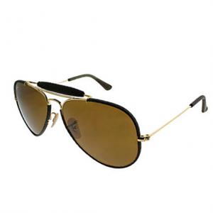 Ray-Ban Unisex Pilot 58mm Sunglasses