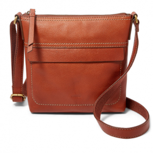 Aida Leather Bags Sale @ Fossil
