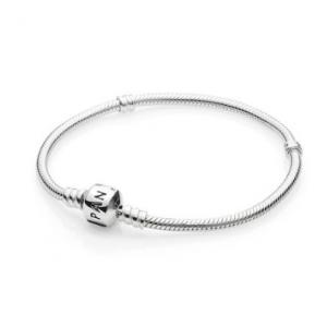 Iconic Silver Charm Bracelet