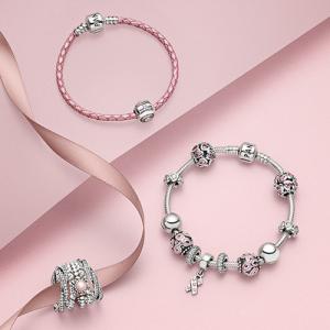 Pandora Jewelries Up to $160 Off  @Bloomingdales