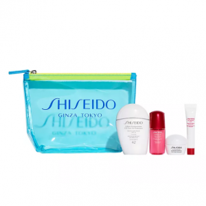 NEW! Shiseido Defend Daily: The Everyday Sunscreen Gift Set @ Bloomingdale's