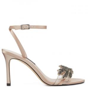 Jamielee Embellished 高跟凉鞋