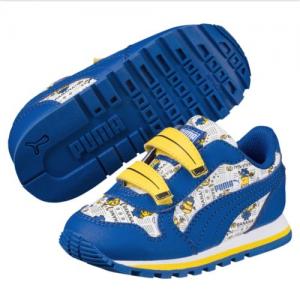 PUMA Minions ST Runner V Kids Sneakers Kids Low Boot Kids New