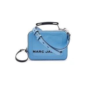 MARC JACOBS Leather Mini Box Bag