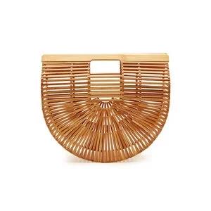 CULT GAIA Ark Large Bamboo Handbag