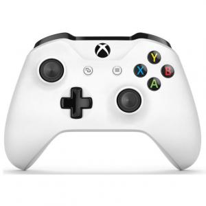 Xbox 无线震动手柄 纯白 好价速入 @ Amazon