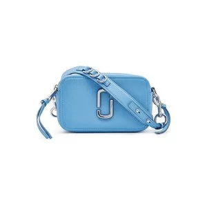MARC JACOBS The Softshot 21 Leather Bag