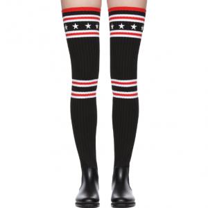 SSENSE官网 Givenchy 纪梵希网红过膝袜靴 张天爱同款