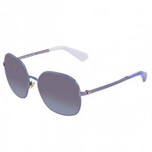KATE SPADE Carlisa Blue SF Round Ladies Sunglasses CARLISAS 00K4