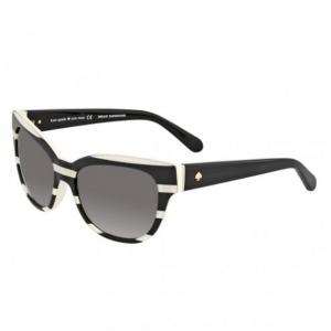 KATE SPADE Aisha Gray Gradient Cat Eye Ladies Sunglasses