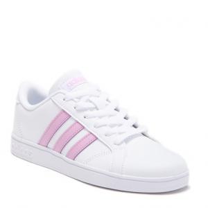 粉色三道杠 大童鞋