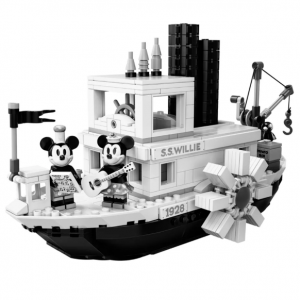 Coming Soon: Ideas Steamboat Willie 21317 @ LEGO
