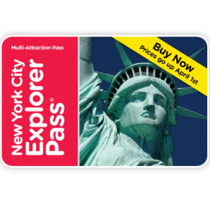 Up To 50% Off New York Explorer Pass @Go City Card
