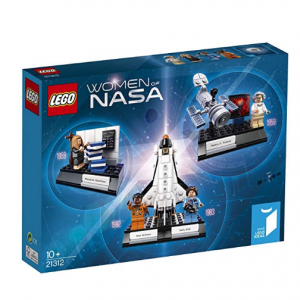 LEGO Ideas Women of Nasa 21312 Building Kit @ Amazon