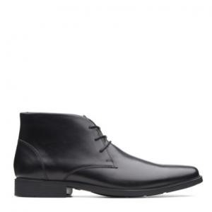 Clarks Tilden Top 男款短靴