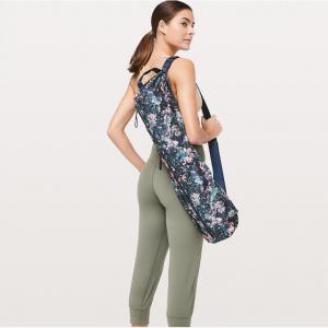 Get Rolling Yoga Mat Bag  17L
