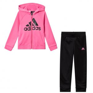 adidas Performance 运动卫衣套装
