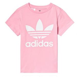 adidas Originals Light Pink Trefoil Logo T-Shirt