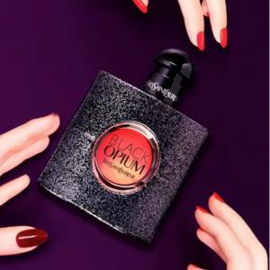 YSL Black Opium For Women Eau De Parfum Spray 90ml