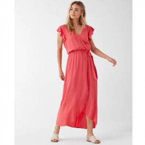The Zora Wrap Dress