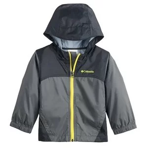 Toddler Boy Columbia Glennaker Lightweight Hooded Rain Jacket