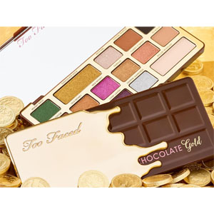 TOO FACED Chocolate Gold Metallic/Matte Eyeshadow Palette @ Ulta Beauty